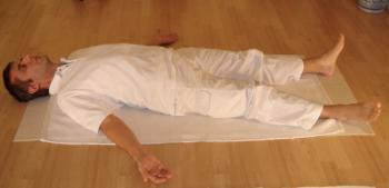 Stressz kezelése, csökkentése relaxálással.